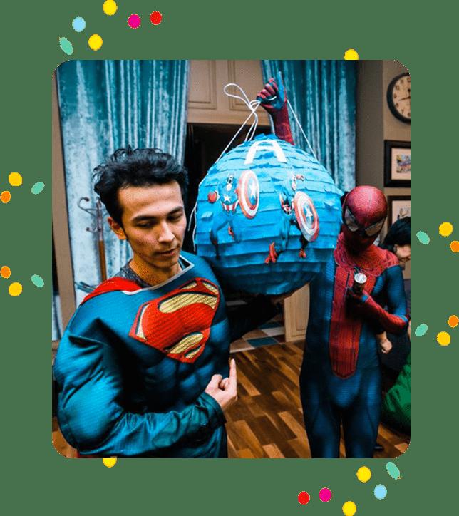 Аниматоры на день рождения и Организация детских праздников