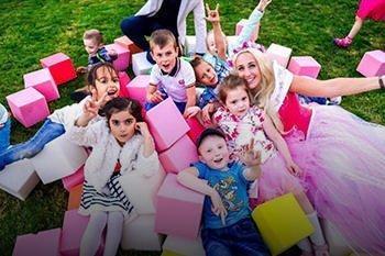 Шоу программы для детей на мероприятие Услуги