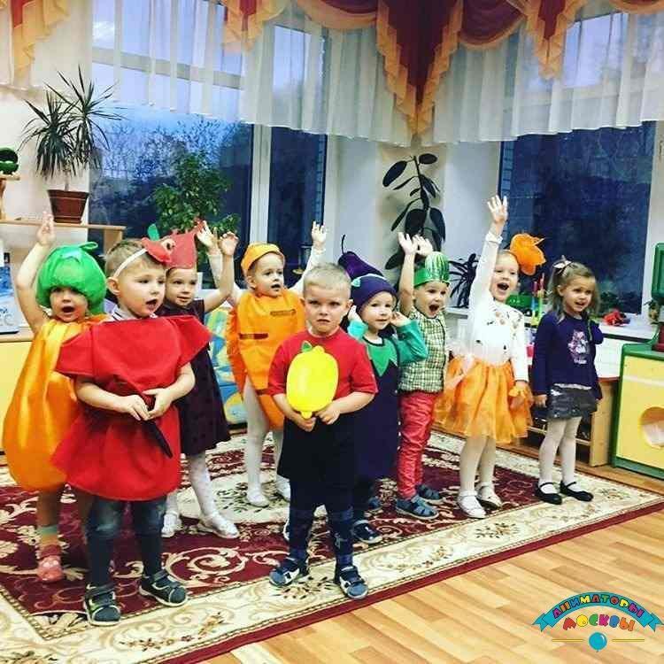Как организовать праздник в детском саду