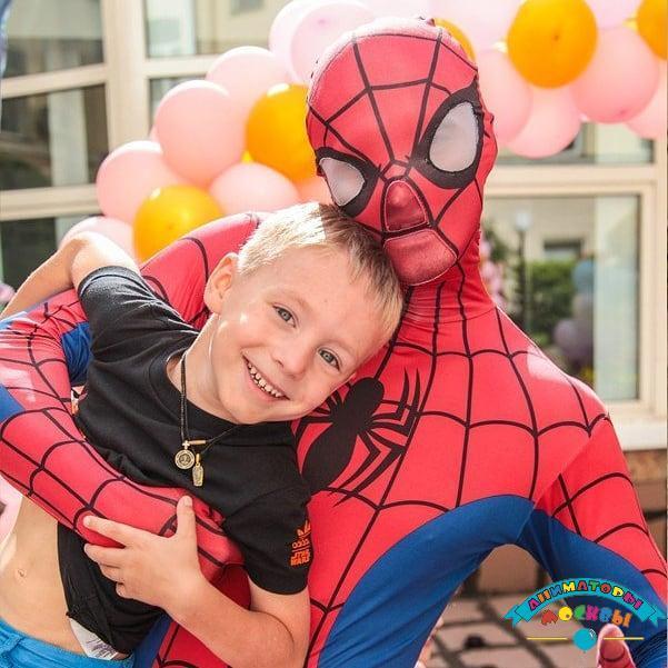 Крутые образы супергероев для аниматоров на детский праздник
