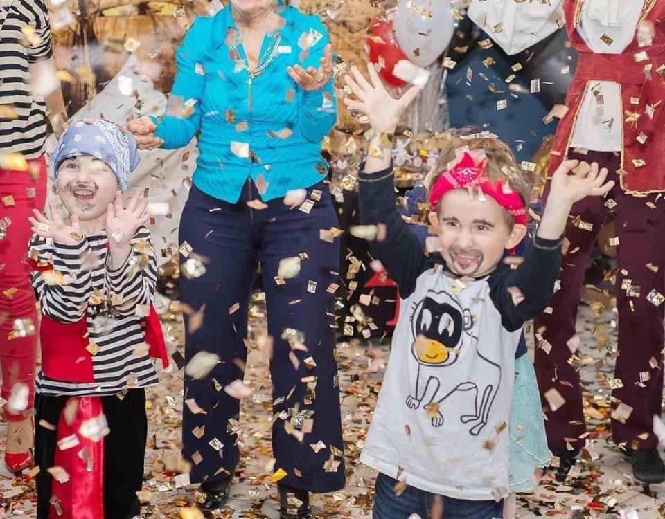 веселый праздник для ребенка