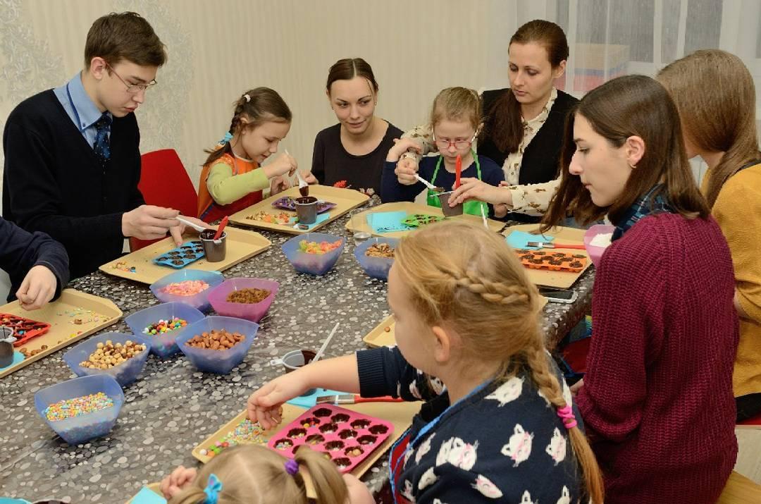 Детские мастер-классы на празднике: 5 самых удивительных примеров Детские праздники