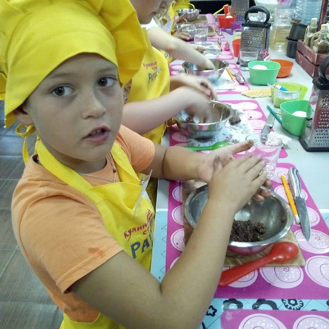 Детские мастер-классы по кулинарии: лучшее меню Детские праздники Мастер-классы
