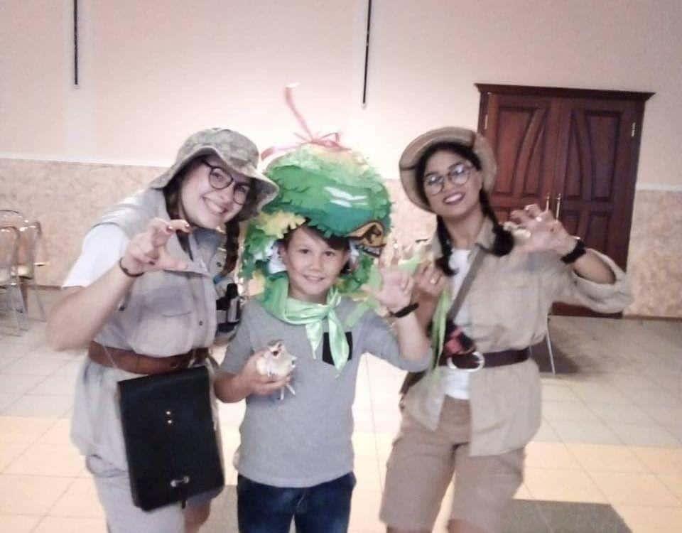 детский праздник для детей