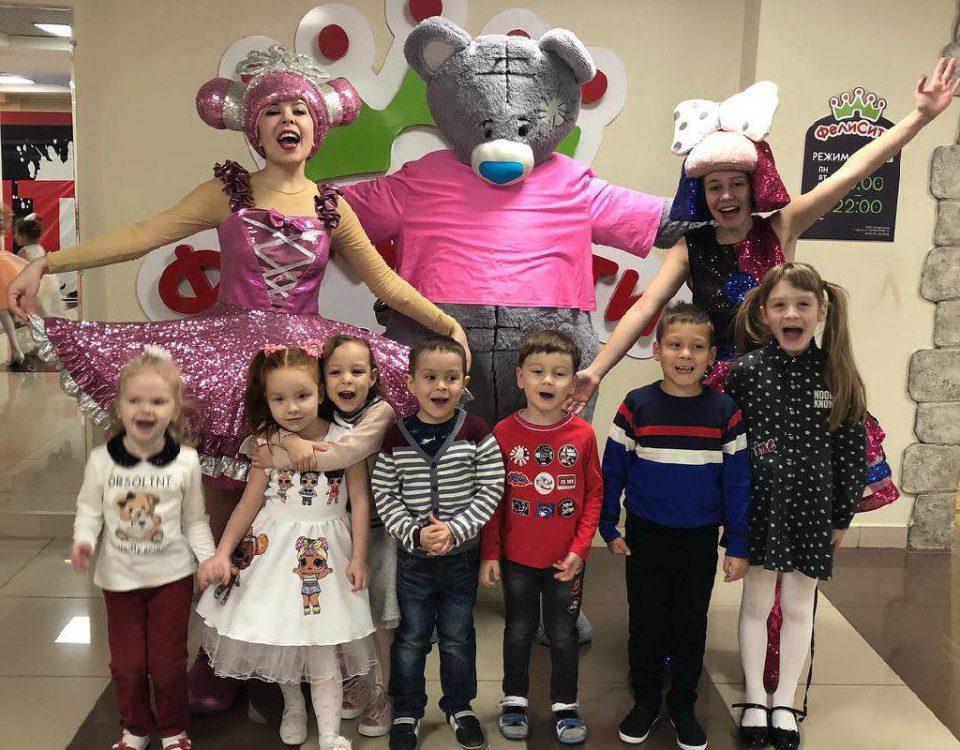 Лучшие организаторы детских праздников